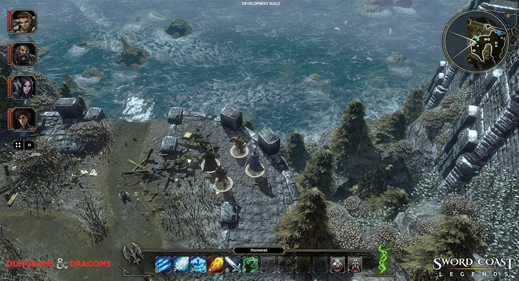 Sword Coast Legends Review Actual Game Preview