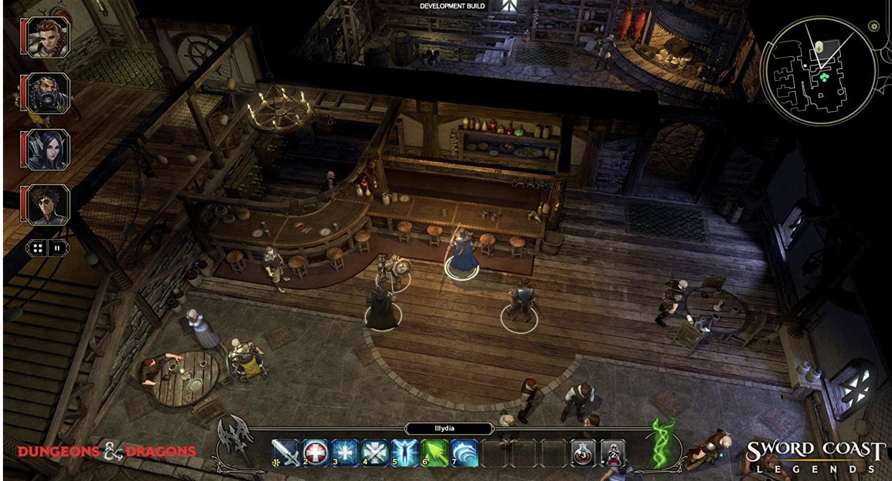 sword coast legends review-sword coast legends actual game preview (1)