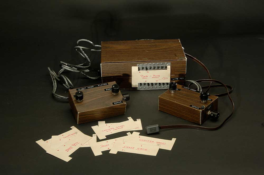 Brown Box by Ralph Baer