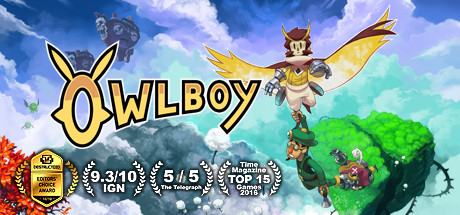 Owlboy review