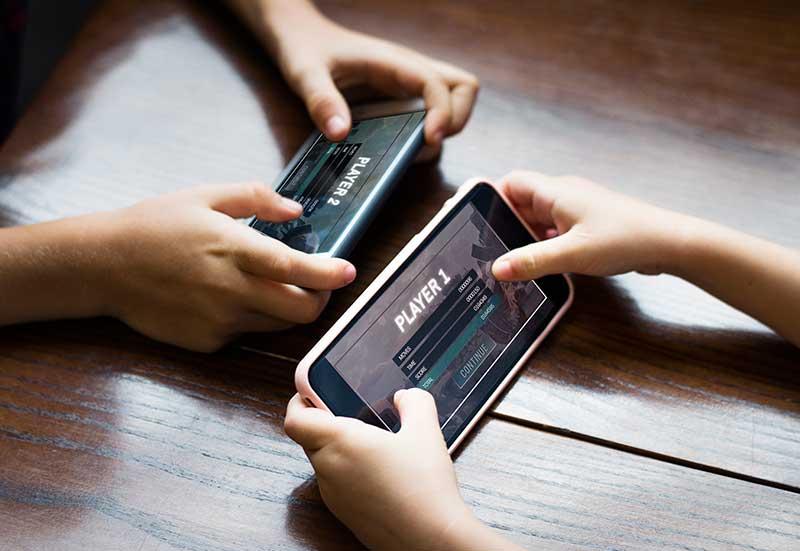 smartphones games